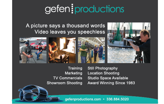 Gefen Production_Promo Card_Becky